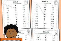 Worksheets and Printables for Upper Elementary Grades / Discover new-to-you worksheets and printables for Upper Elementary Grades! This board focuses on worksheets for 3rd grade, 4th grade, 5th grade, and 6th grade. (Pinners: Pin your own content ONLY and no duplicate pins in a 6-mo. window; also no direct TPT links. TY!)