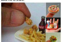 Mini comida