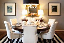 Dinning room ideals