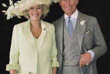 prince Charles and dutchess of Cornwall