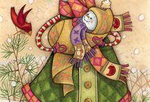 Natal - Desenhos & Ilustrações