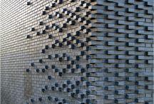 Timber Brick Concrete Floors/Walls/Ceilings