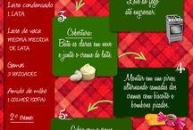 Foods of Brasil