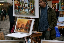 Artists in France