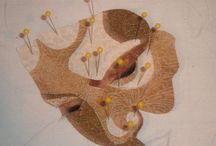 Art quilt instruction