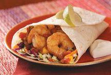 shrimp wrap