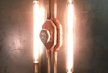 Copper ligts
