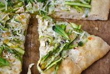 Fun pizza recipes / by Christina Cha