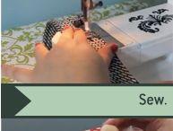 Sewing  stuffs