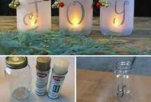Diy centerpiece christmas