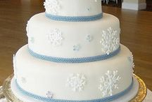 Wedding Cakes / I'm a bit obsessed with wedding cakes.  So here's a board to indulge my fixation.