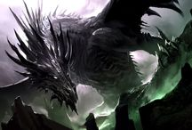 Dragons Artwork