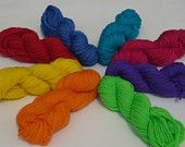Yarn - Mini Skeins