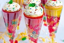 Lolly cakes