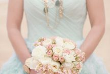 pastels  / by Rock n Roll Bride