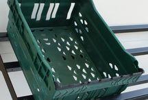 Produce Display / Shelves for fruit & veg  baskets & trays ...