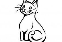 Kedi Dövmeleri