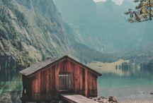Beautés naturelles, villages de charme, idées voyages...