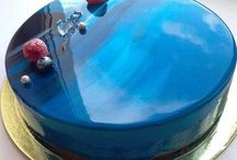 Cake gelatine/marmer
