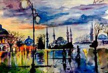 Art / Watercolor art