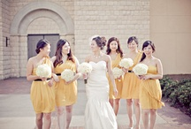 Bridesmaid / by Hannah