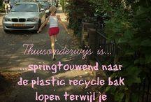 Thuisonderwijs is......