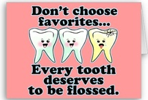 Funny Floss! / All things floss! Humor about the one thing people always seem to forget...
