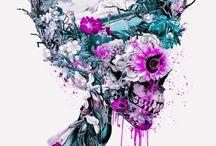 ♡ my skullzzz