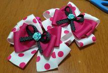 My ribbons