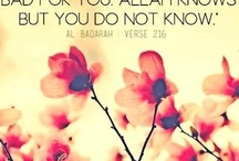 ALLAH, is everything in my life