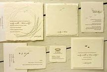 invitations and design / by Paterson Brown Photography
