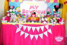Minnie Bowtique Party