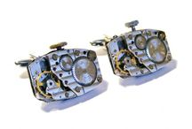 Watch Movements Cufflinks