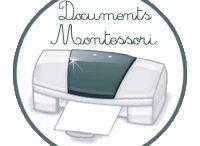 Montessori / Matetiales