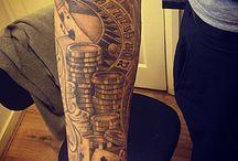 ☕  Szerencsejáték ihlette tetoválások  ☕