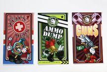 Jeux vidéo, Animé, Manga, BD / by youness boukersi