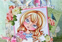 Mari Digi's Cards by Julie Gleeson