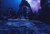 Космос / просторы вселенной