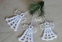 Háčkování - vánoce