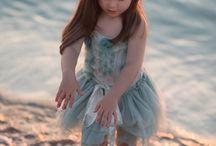 Children beach photos