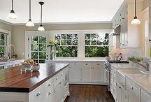 kitchen flooring and worktops