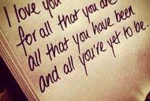 Valentine's Day Quotes / Express your love - any way you want!