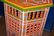 tavoli,tavolini da the' marocchini / tavolini realizzati a mano dai nostri artigiani marocchini
