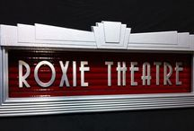 movie marquee sign