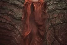 Fiery Red Tresses / Are you obsessed with red hair like me? Then you've come to the right place.