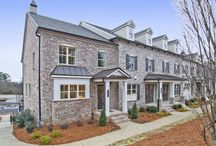 Encore Walk / Luxury Townhomes Located in Alpharetta's Encore District Priced from $379,900!
