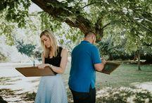 Hampshire Engagement photography