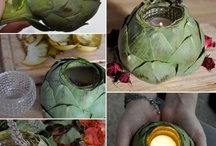Food Can B Handy / Other uses for Food besides Eating it.  / by Jina