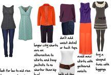 Figure 8 / Figure clothing