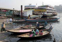 Dhaka, Bangladesh / Photos taken by David Stanley on a visit to Dhaka, capital of Bangladesh.